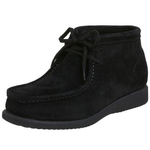 Hush Puppies Little Kid/Big Kid Bridgeport Chukka Boot,Black