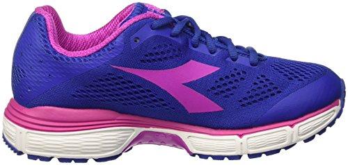 Diadora Action Plus W - Entrenamiento y correr Mujer Azul