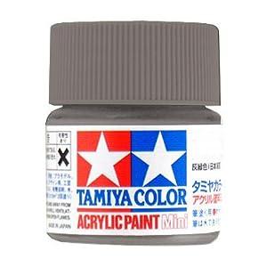 Tamiya Acrylic Mini XF-84 Dark Iron 10