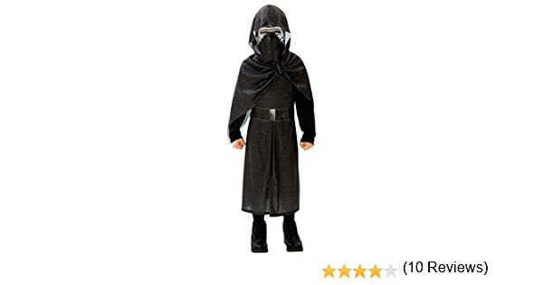 NET TOYS Disfraz Kylo REN Deluxe Atuendo Infantil Star Wars 164 ...