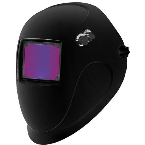 ArcOne 6000V-1100 Shade Master Black Python Welding Helmet