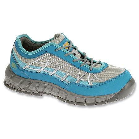 Caterpillar Connexion Steel Toe Work Shoe Women 8.5 Blue 8' Steel Toe Boots