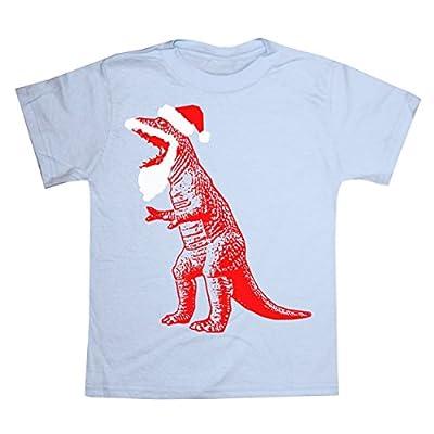 Happy Family Clothing Kids Santasaurus Rex T-shirt