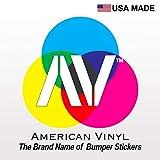 American Vinyl Round Hardhat Sized Welder Logo