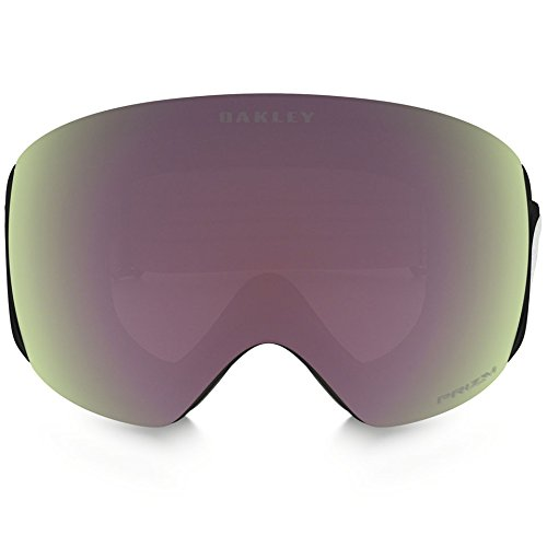 Oakley Flight Deck XM Snow Goggles, Matte Black, Prizm Hi Pink, - Store Sunglasses Oakley