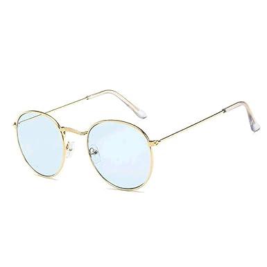 Amazon.com: GAMT - Gafas de sol ovaladas con lentes de ...