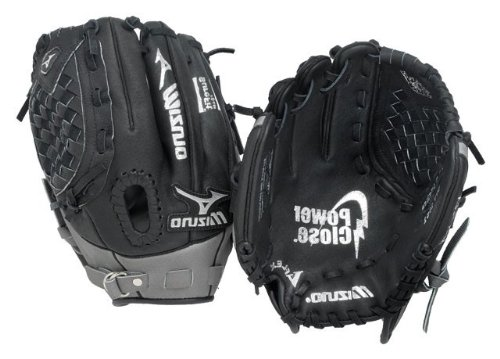 Image of Mizuno Gpp1051 Prospect Series 10.5 Inch Utility Youth Baseball Glove Left Hand Throw