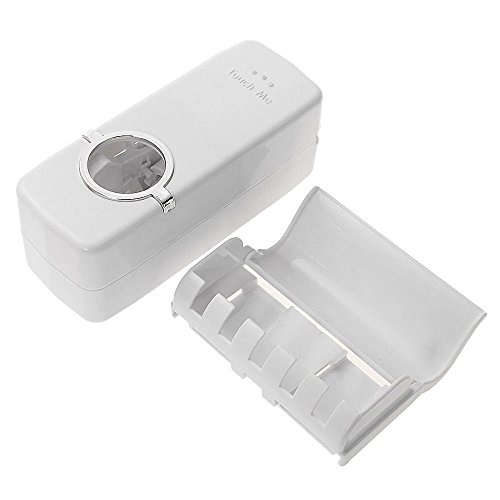 Automatic Toothpaste Dispenser Toothbrush Squeezer product image
