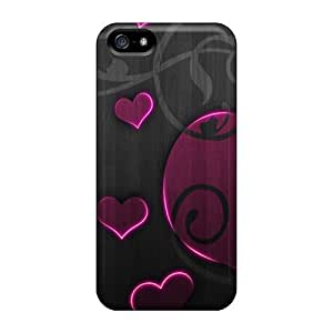 Iphone 5/5s Cases Slim [ultra Fit]protective Cases Covers