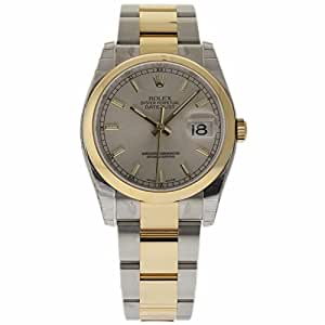Rolex Datejust 36mm swiss-automatic mens Watch 116203 (Certified Pre-owned)