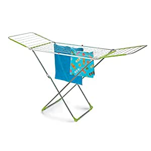 Clothes drying frame without need to washing tongs, Rayen brand