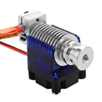 XCSOURCE Metal J-Head E3D V6 Hot End 1.75mm Filament Direct Feed Extruder 0.4mm Nozzle Short/Long-distance for RepRap 3D Printer from XCSOURCE