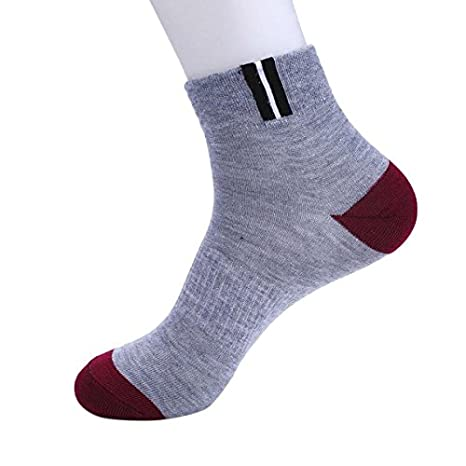 Amazon.com : Fodimex - Men Comfort Warm Sport Socks Winter Running Socks Men Cotton Splice Sock Calcetines Ciclismo [ Beige ] : Sports & Outdoors