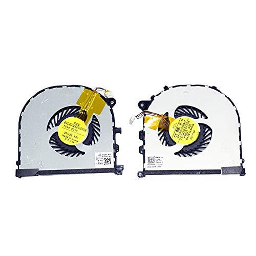 Cooler Para Dell XPS15 9530 M3800 series CPU+GPU cooling Twi