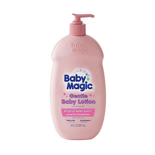 Baby Magic Gentle Baby Lotion, Original Scent, 30 Fluid ()