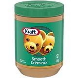 Kraft Peanut Butter, Smooth, 2kg