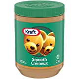 Kraft Peanut Butter Smooth 2 Kg From Canada