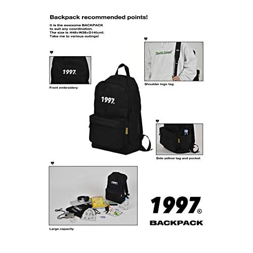 YouthLoser 1997 BACKPACK MOOK 付録