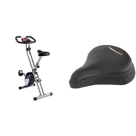 Ultrasport F-Bike - Bicicleta estática, peso máximo ca. 100 kg con ...