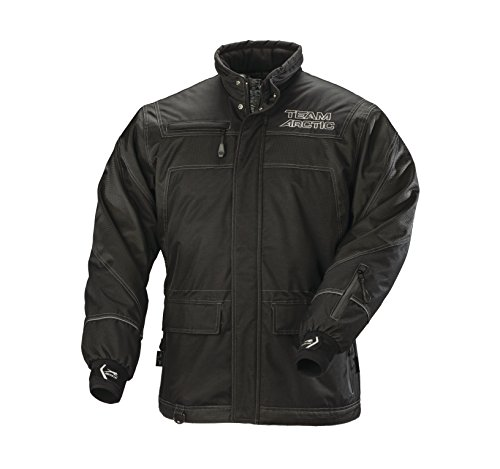 - Arctic Cat Team Coat Stealth Black (Medium)