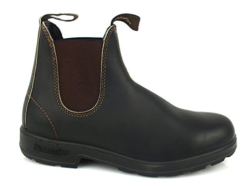 BLUNDSTONE 500 Chelsea boots Stout brown