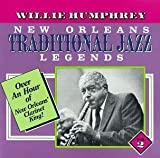 New Orleans Traditional Jazz 2 by Humphrey, Willie (1995-04-16?