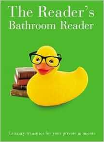 The Reader 39 S Bathroom Reader Cliff Road Books