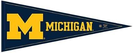 Michigan Wolverines 12x30 Felt Pennant