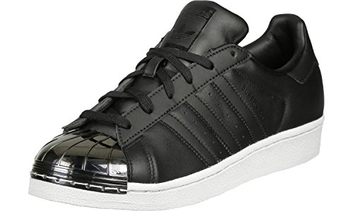 Sneaker Black Black ftwr White 80's adidas core Donna Metal Superstar Core A1SAxqpZw