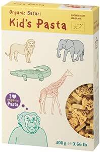 Alb Gold Organic Kids Pasta Safari, 300 Grams