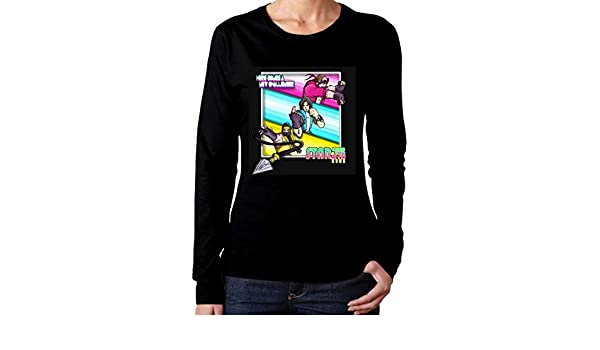 Weiding Womens Starbomb Ninja Brian Long Sleeve T-Shirts ...