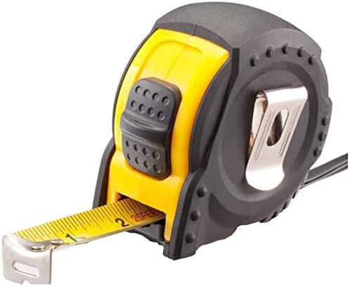 JTWJ All-inclusive Self-locking Steel Tape 3 M/Ruler Scale Precision Measurement