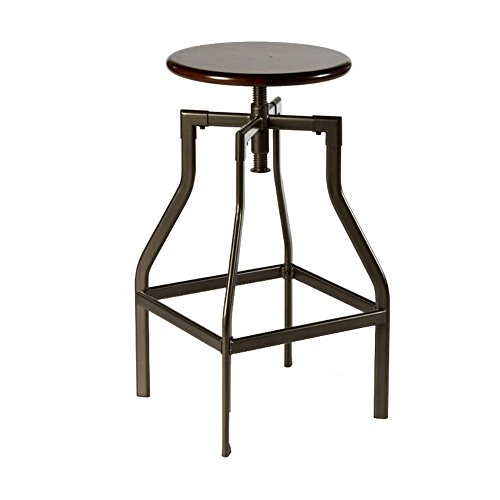 Hillsdale Cyprus Adjustable Backless Stool