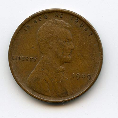 1909 Lincoln Cent XF-40