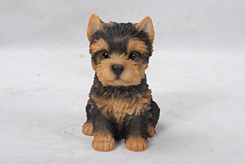 65 Hi-Line Gift Ltd Sitting Yorkshire Terrier Puppy