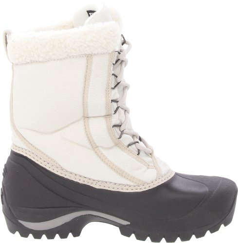 Cumberland blanco Turtle nieve botas Weiß mujer de Silver material de 105 Dove Sorel sintético Lining 1d4qx1