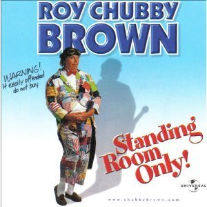 Chubby brown standing room only for that