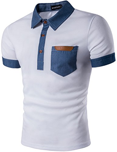 Whatlees Hipster Casual Shirts Sleeve product image