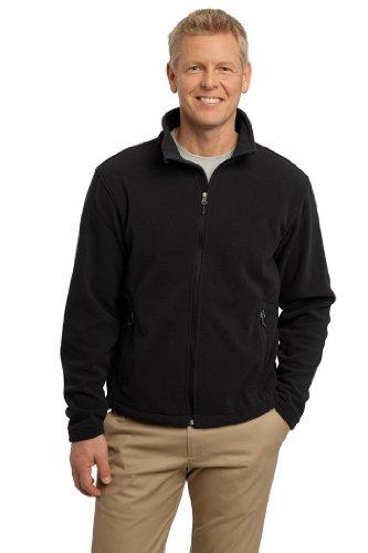 Port Authority Value Fleece Jacket-S (Black)