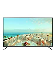 """EliteLux 58"""" 4K UHD Android Smart TV with 3 x HDMI, AV, Wireless and Network Ready and USB"""