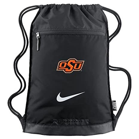 d5d3a9ec4d Image Unavailable. Image not available for. Color  Nike Oklahoma State  Cowboys Team Training Gymsack