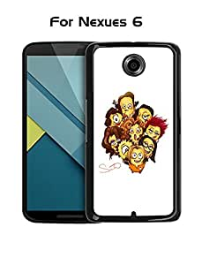 Personalized Orange Is The New Black Nexus 6 Funda Case Unique Individual Lovely Unique Design With Rugged Protective Funda Case Cover For Youngers Fit For Google Nexus 6
