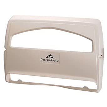 Georgia Pacific 57710 Safe T Gard 1 2 Fold Toilet Seat