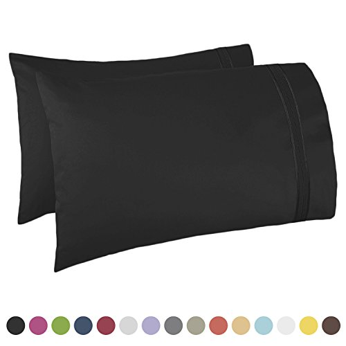 Nestl Bedding Premier 1800 Pillowcase - 100% Luxury Soft Mic