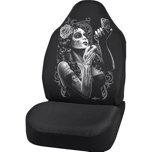 Skull Seat Covers Amazon