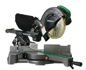 Factory-Reconditioned: Hitachi C8FSE 8-1/2-Inch Sliding Compound Miter Saw