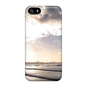 FashionE-Space Case For Iphone 5/5s With Nice Beautiful City Beach Appearance
