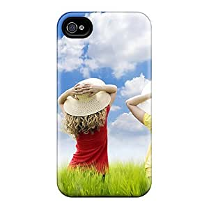 Hard Plastic Iphone 4/4s Case Back Cover,hot Children Of Heaven Case At Perfect Diy