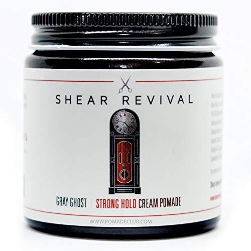 Shear Revival Gray Ghost Strong Hold Vegan Cream
