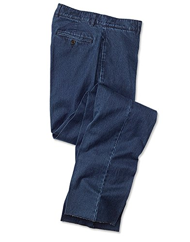 Orvis Denim Chino Pants/Plain, 42